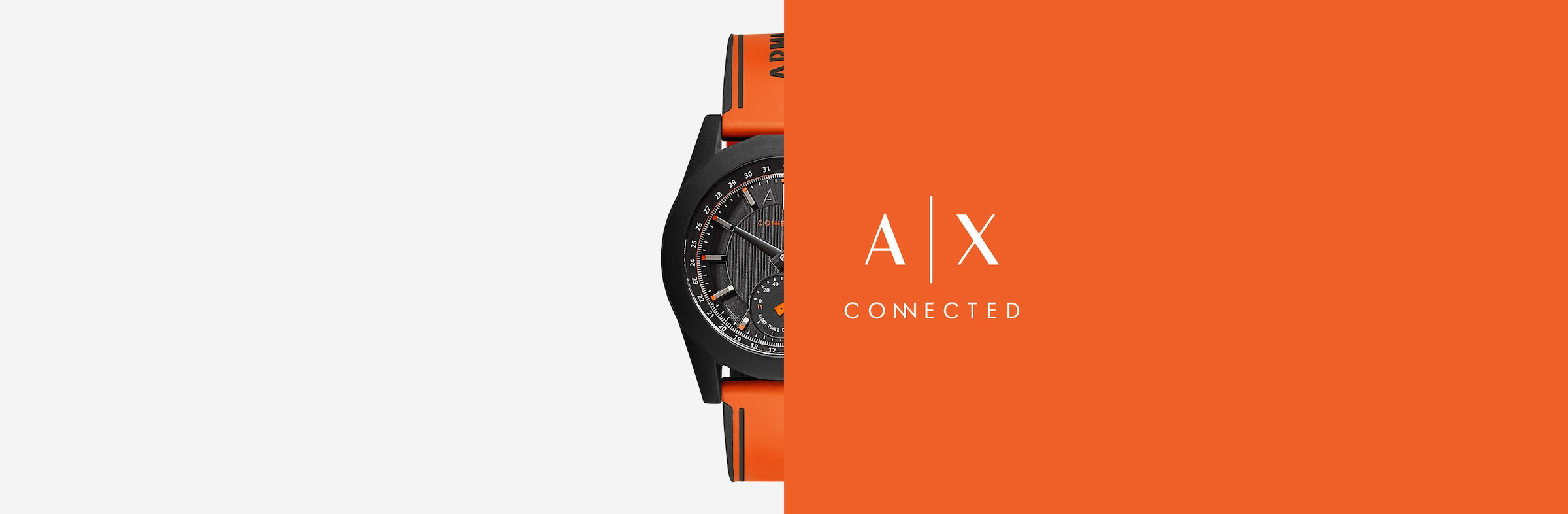 HYBRID SMARTWATCH. Introducing the Hybrid Smartwatch by Armani Exchange. 5dc62f9b01825