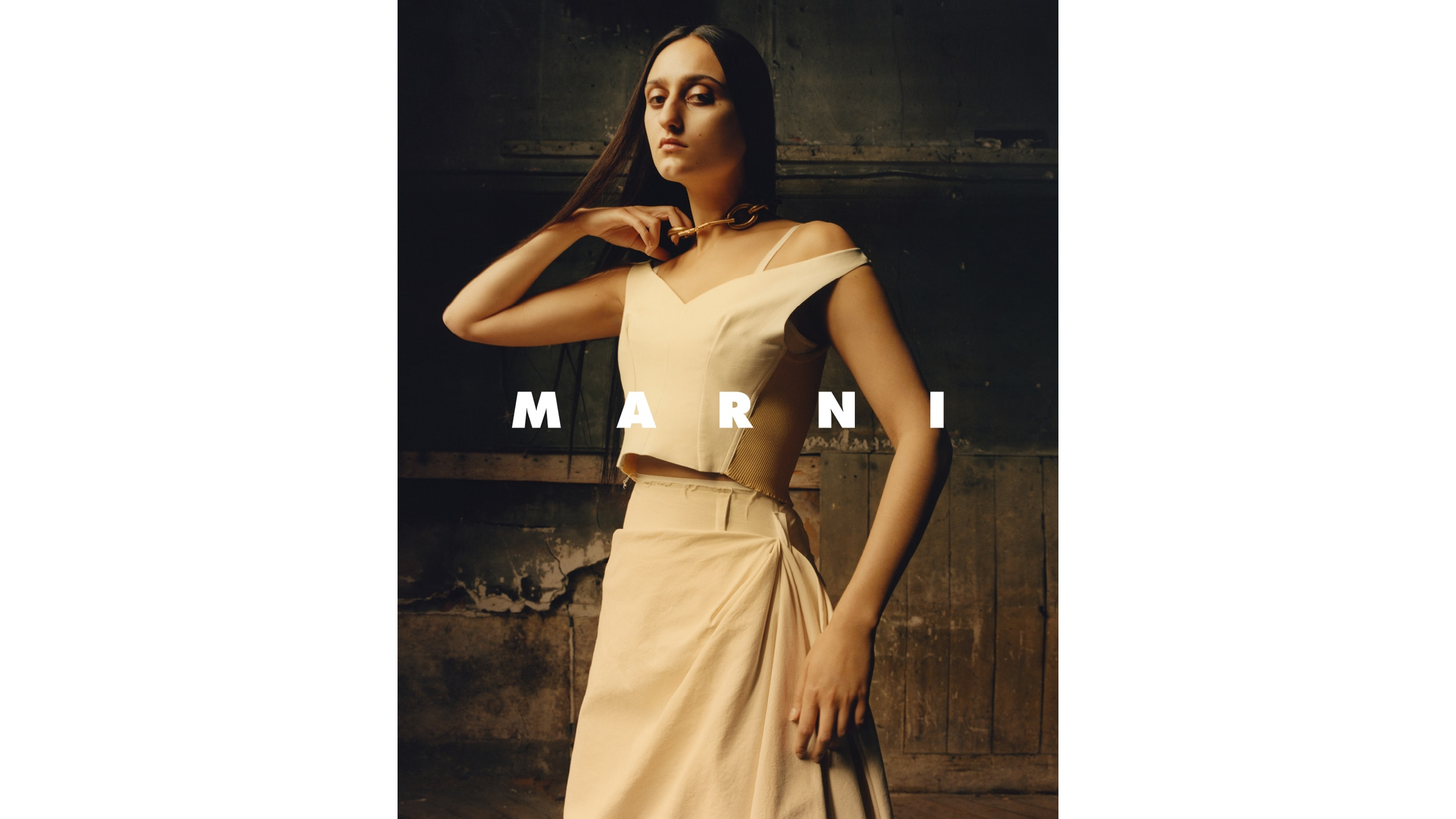 Marni look from Spring Summer 2019 women collection