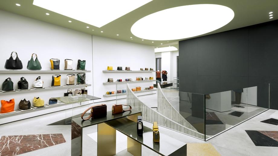 Flagship Store Opening Via Montenapoleone Milano Marni